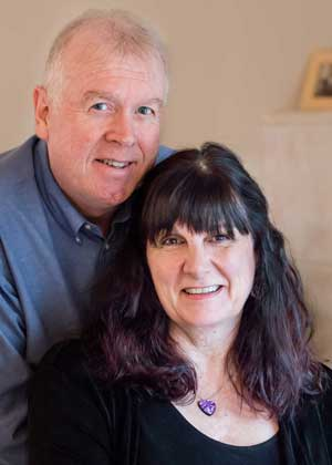 Drs Bill and Cinthia McFeature